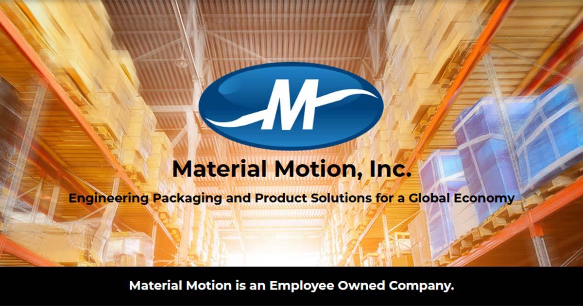 Material Motion Inc - Social Media Logo