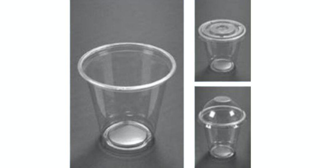 PET Plastic Cold Cups